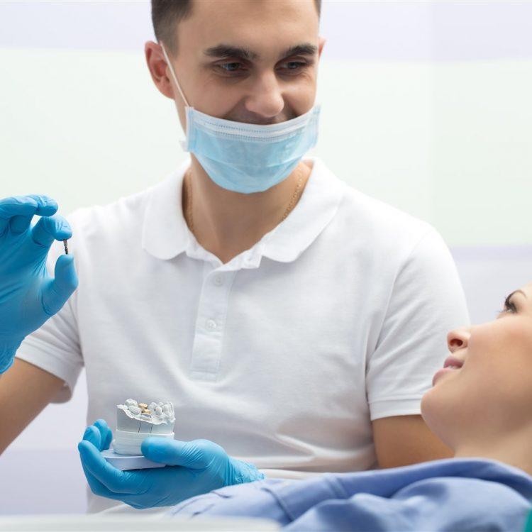Dental implants in Edmonton